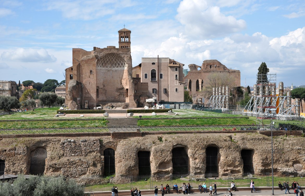 Italy Online Ticket Reservation For The Domus Aurea Rome Italy