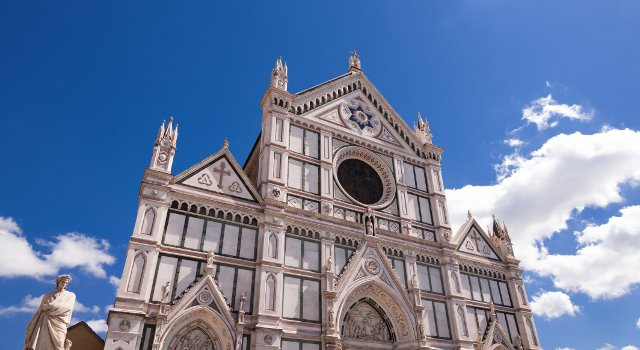 An image of Santa Croce, Florence