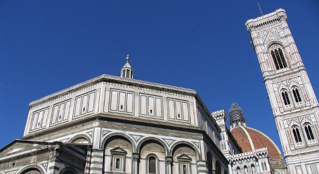 An image of Florence Cathedral