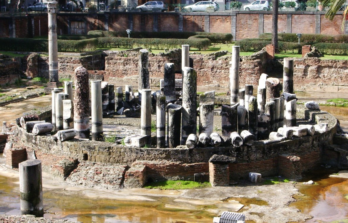 An image of Temple of Serapis