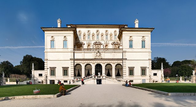 The Borghese Gallery, Rome