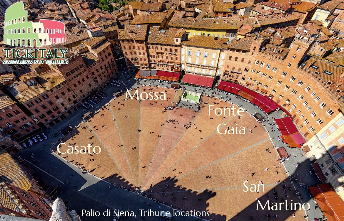 How To Get Tickets To See The Palio In Siena Tuscany