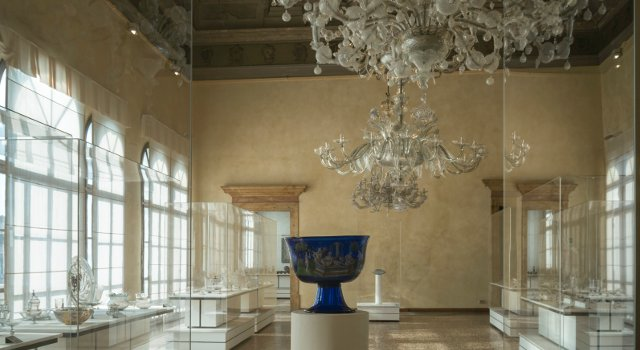 An image of Venice Murano Glass Museum