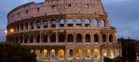 Tours of the third level and undergound areas of the Colosseum, Rome