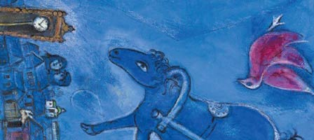 Chagall - Rome exhibition