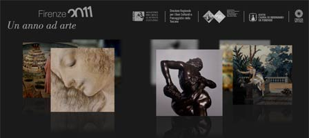 Florence art exhibitions 2011