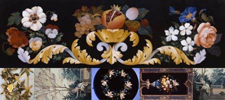 Palazzo Pitti exhibition 2011, semi-precious stones