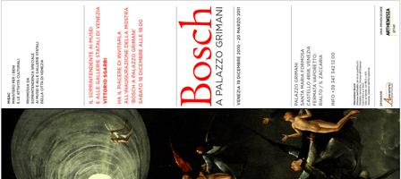 Venice, Hieronymus Bosch exhibition