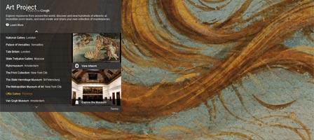 Google Art Project, Uffizi Gallery