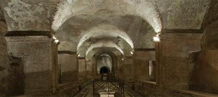 rome-caracalla-mitreo-baths