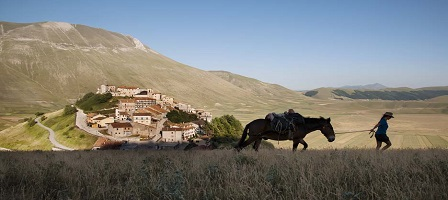 Exhibition: Photographs of Umbria by Steve McCurry