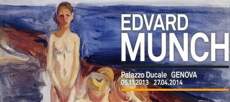 LAST CHANCE: Munch exhibition in Genoa