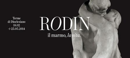 Rodin exhibition Rome 2014