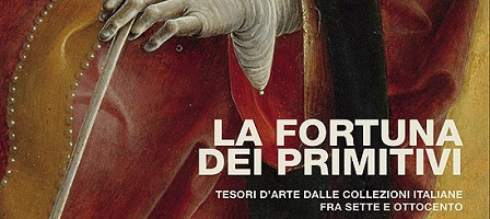 primitivi primitives exhibition Florence 2014 Galleria Accademia