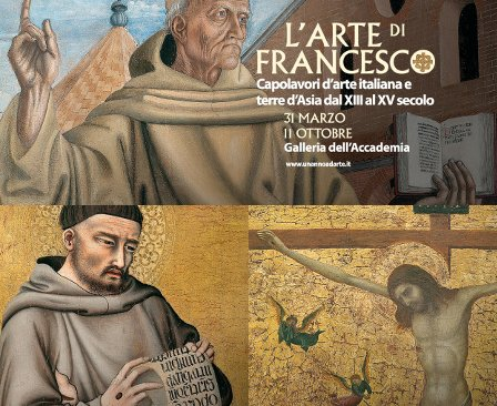 Galleria dell'Accademia exhibition – 'L'Arte di Francesco'