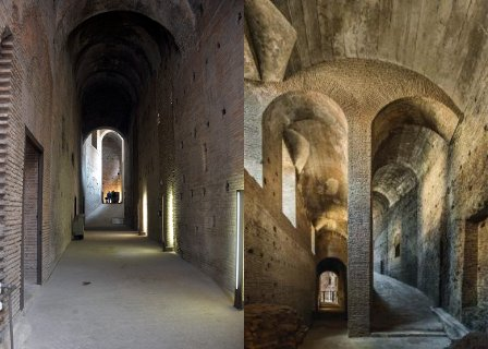Rome, the reopened 'Imperial Ramp'