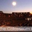 Rome, Colosseum after-dark tours 2016