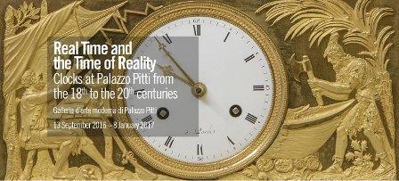 Pitti Palace exhibition – Tempo reale e tempo della realta