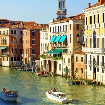 Venice – combined walking and boat tour