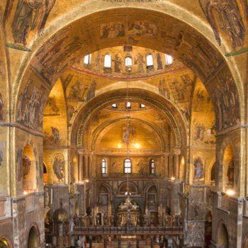 Venice, a Tour of St Mark's Basilica
