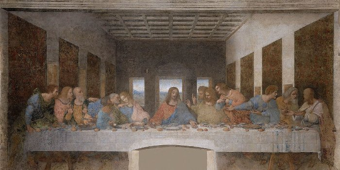 Short Last Supper Video