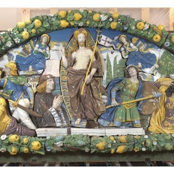 Exhibition, Della Robbia at the Bargello, Florence