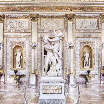 Bernini Exhibition, Borghese Gallery