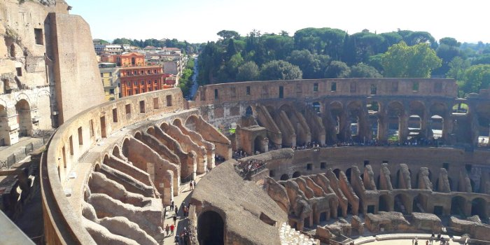Rome, What Are The Various Colosseum Tours Available?