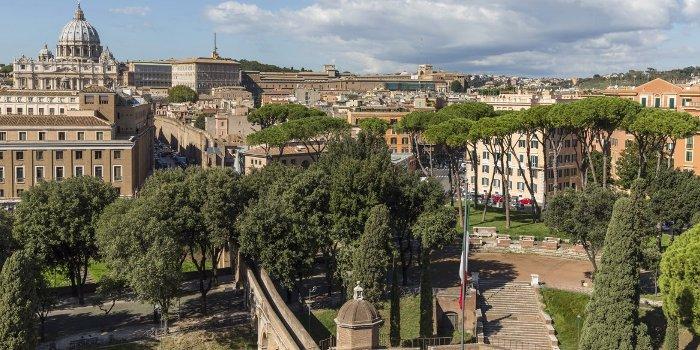 Vatican Secret Passage Tour