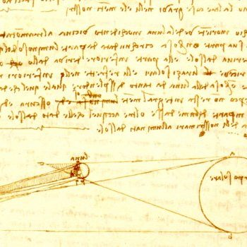 Codex Leicester – Da Vinci at the Uffizi, October 2018