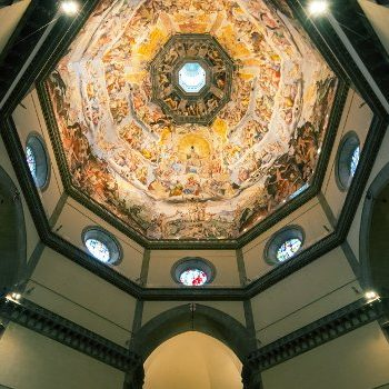 Florence Cathedral's Celestial Sundial