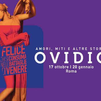 Rome Exhibition – Ovid – Love, Myth and Other Stories