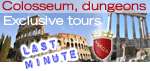 Last minute tickets, Colosseum dungeons tour, Rome