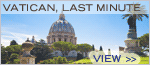 Vatican Tour last minute tickets