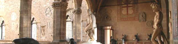 Florence, Italy - an image of the Bargello