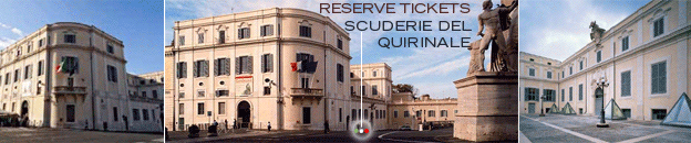 Some images of the Scuderie del Quirinale, Rome