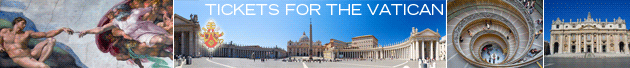Vatican tickets booking