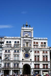 An image of Venice Clock Tower