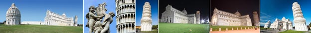 Some images from the Pisa tour
