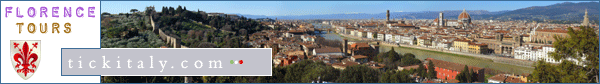 Guided tours of Florence, Italy - graphic header