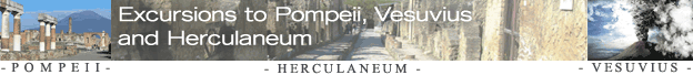 Graphic for guided tour Pompeii