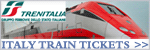 Italy train tickets